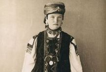 Traditional dresses of the Voronezh region
