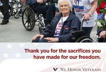 We Honor Veterans / As a We Honor Veterans hospice provider, Crater Community Hospice offers specialized care to veterans who are facing a life-limiting illness. The National Hospice and Palliative Care Organization in collaboration with the Department of Veterans Affairs created We Honor Veterans to empower hospice and other healthcare providers to meet the unique needs of seriously ill Veterans and their families.