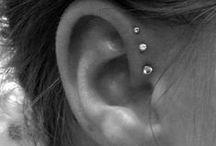 EARRINGS | PIERCINGS