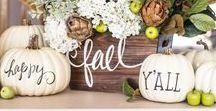 An Autumn Affair Party / A themed party celebrating the fall season.