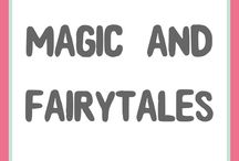 Magic & Fairytales / Beautiful, magical pins all about sparkles and fairy tales.