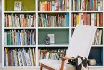 {Boekrakke} / Bookshelves