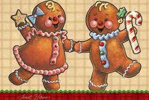 Gingerbread / by Wanda Cox