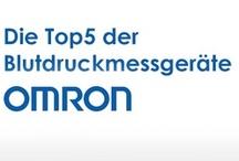 Top5 OMRON Blutdruckmessgeräte