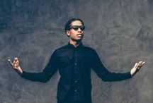 A$AP Rocky PMF <3 / by Jazz Brooks