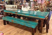 Beau BCFD Furniture / Each Piece Of Furniture Is Proudly Handcrafted Right Here  In East Texas.