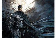 Batman+Villains / The Darkest Knight / by Ronan Gaffney