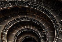 stairs&stairways / by Panta Rei