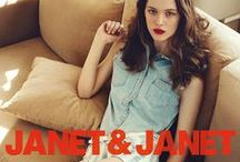ADV Collection ||  SS 2014 JANET&JANET