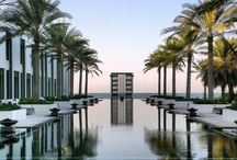 Great hotels / Somewhere to relax