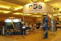 DDS Events / Snapshots from different DDS events and initiatives