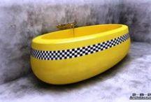 Taxi Inspiration