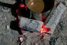 Turkish coffee and tea ❤️❤️❤️