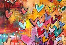 heart art / art about heart