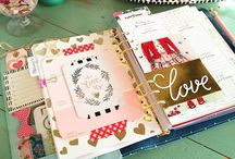 Memory planner/ project life