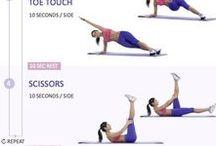 Tummy fitness