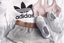 F I T . / Fitness inspirations, sporty fashion and training.