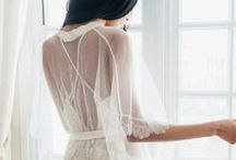W E D D I N G  V I B E S . / Wedding inspirations, dresses and wedding lingerie.