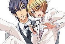 Love Stage e Back Stage!!