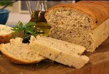 Pães / Receitas Diversas de pães.