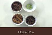Fica a Dica / O Fica a Dica ajuda você a se aperfeiçoar na cozinha, mostrando todos os macetes para fazer receitas irresistíveis.