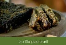 Dia Dia Pelo Brasil / Embarque com o Dia Dia pelos diversos cantos do Brasil e aprenda receitas típicas!