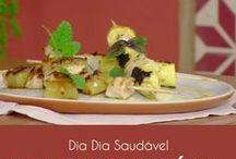 Dia Dia Saudável / Aprenda receitas e dicas deliciosas e saudáveis com a chef Tatiana Cardoso