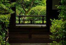 Japanese garden & bath