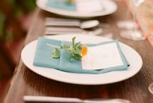 Grown Up Parties  / #dinnerparties #gardenparties #tabledressing #tablesettings