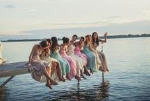 Madrinhas / Se inspirou? Compartilhe!  Vai casar? Crie sua lista em: www.pontofrio.com/listadecasamento