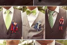 Casamento Geek / Se inspirou? Compartilhe!  Vai casar? Crie sua lista em: www.pontofrio.com.br/listapinterest