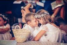 Pajens e Daminhas / Se inspirou? Compartilhe!  Vai casar? Crie sua lista em: www.pontofrio.com.br/listapinterest / by Lista de Casamento Pontofrio.com