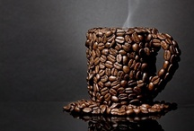 Shot of Coffee / Our daily shot of coffee can be illustrated in many ways. Here is some inspiration!