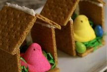 Easter Baking / Adorable and fun Easter baking for kids and adults!