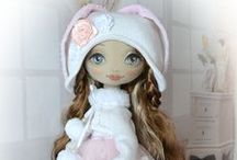 I create dolls :-) / doll