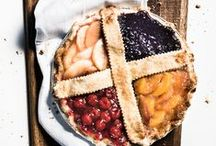 Pie ~ Crust ~ Tart ~ Galette ~ / Pies, Tarts, Crostata, Galettes, etc. / by Coni Lytle