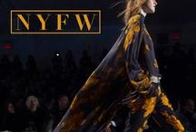 Fashion Week - NYFW/LFW / by Dirty Looks