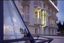 Mercure Brides les Bains Grand Hôtel des Thermes **** / www.gdhotel-brides.com