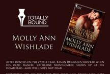 Harlot at the Homestead / Coming in 2014 with Totally Bound Ebooks!