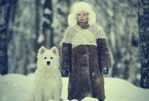 ❄ ❆ Wonderous Winter ❆ ❄ / All things snowy / by Coveted Temptations