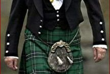 Manly Men in Kilts / Wearing kilts...well it takes strength. Confidence. It takes cojones. Also, it takes SUAVITY ~ The Only Thing Better Than a Man in a Kilt is. . . A Man Out of a Kilt / by Coveted Temptations