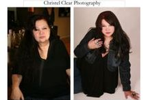 Glamour and Boudoir by Christel Clear Photography / ~Christel Clear Photography