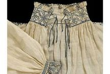 Extant 16th C European clothing / Surviving European garments from the 16th century