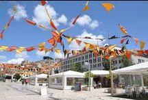 Lisbon - Martim Moniz / Multicultural Neighborhood