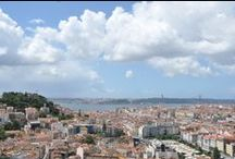Lisbon's Viewpoints / In the city of seven hills, there are numerous viewpoints to enjoy Lisbon from the top.