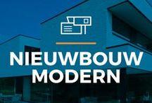 ⌂ Nieuwbouw Modern ⌂ / Ontdek inspirerende beelden van moderne nieuwbouwwoningen, ontworpen door verschillende architecten en bouwbedrijven.