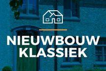 ⌂ Nieuwbouw Klassiek ⌂ / Ontdek inspirerende beelden van klassieke nieuwbouwwoningen, ontworpen door verschillende architecten en bouwbedrijven.