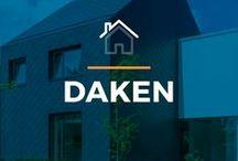⌂ Dak ⌂ / Doe hier inspiratie op voor jouw dak. Ontdek de soorten dakpannen, leipannen en dakvensters.