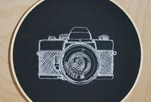 STITCHING / On this board you will find all kinds of cool and inspirational embroidery.