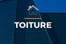 ⌂ Toiture ⌂ / Ici tu peux trouver des idées inspirantes pour ton toit. Découvrez les types de tuiles, tuiles d'ardoises et lucarnes.